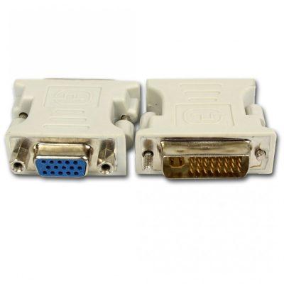 Adaptor DVI T - VGA M