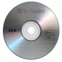 CD-R Verbatim 700MB