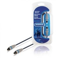 Cablu Optic Digital audio TOSlink - TOSlink, 2m, Bandridge BAL5602