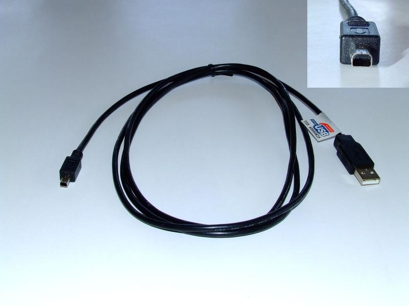 Cablu USB A-B Mini Minolta, Sony