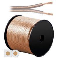 Cablu audio difuzor Well BperR 2X1.5