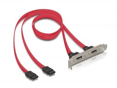 Cablu intern SATA cu iesire