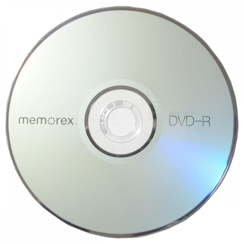 DVD-R Memorex 4.7GB