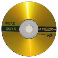 DVD-R Maxell 4.7GB