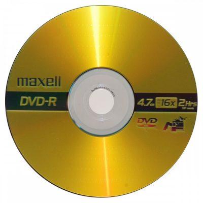 DVD-R Maxell 4.7GB