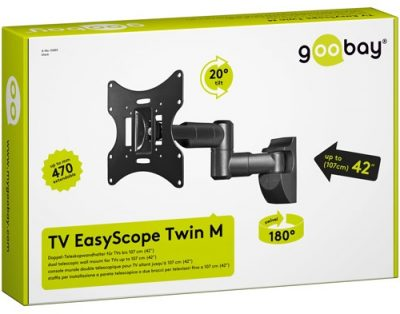 Goobay Twin M