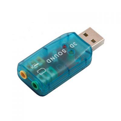 Placa de Sunet Extern USB CMP-SOUNDUSB12