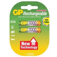 Acum. GP AAA 1000mAh GP100AAHC-BL2
