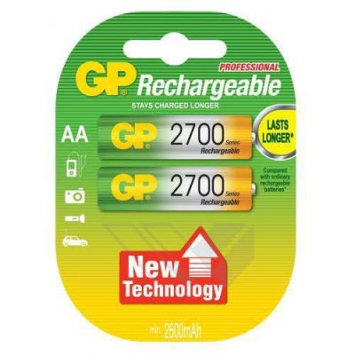 Acumulator GP AA 2700 mAh GP270AAHC-BL4