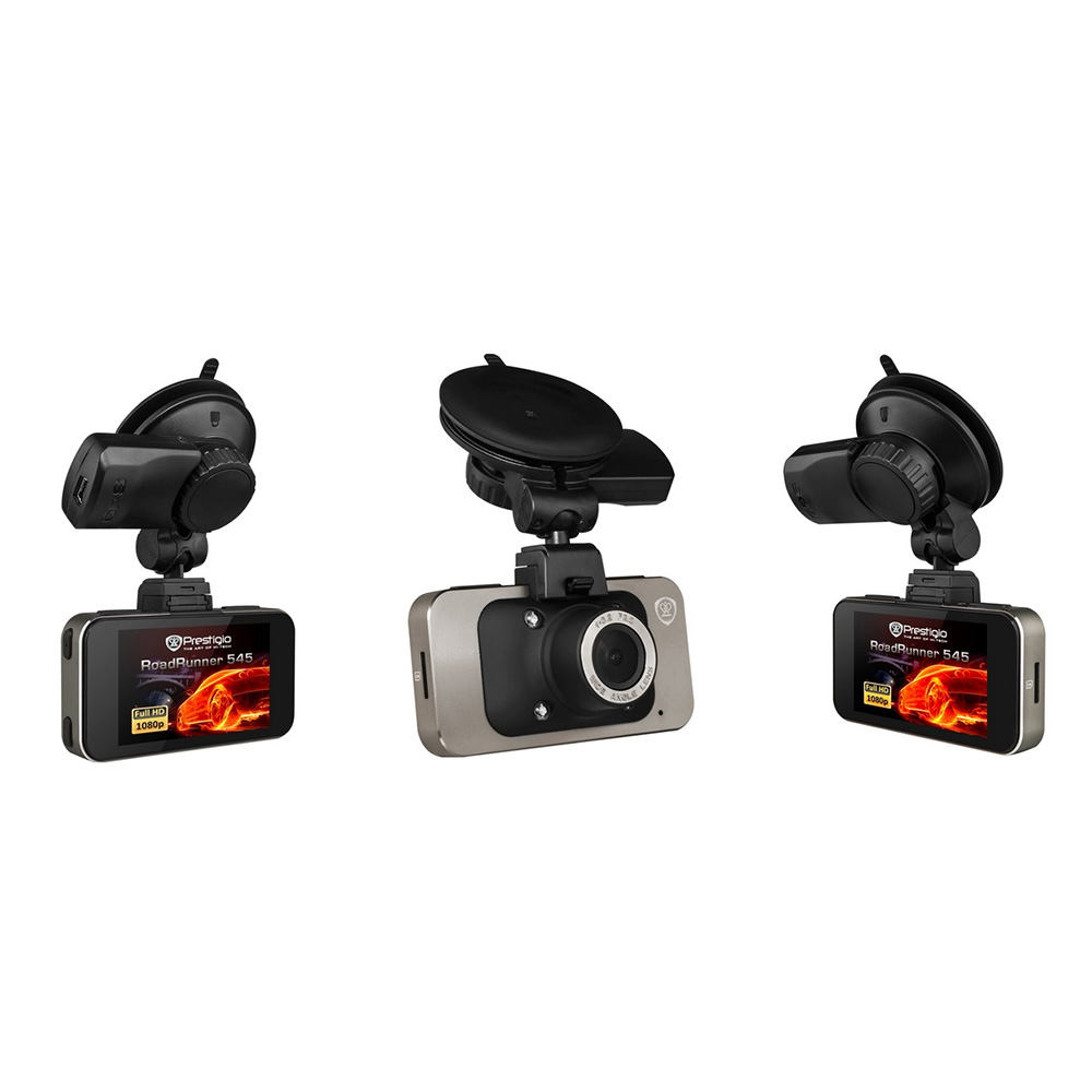 Car Video Recorder Prestigio Road Runner 545