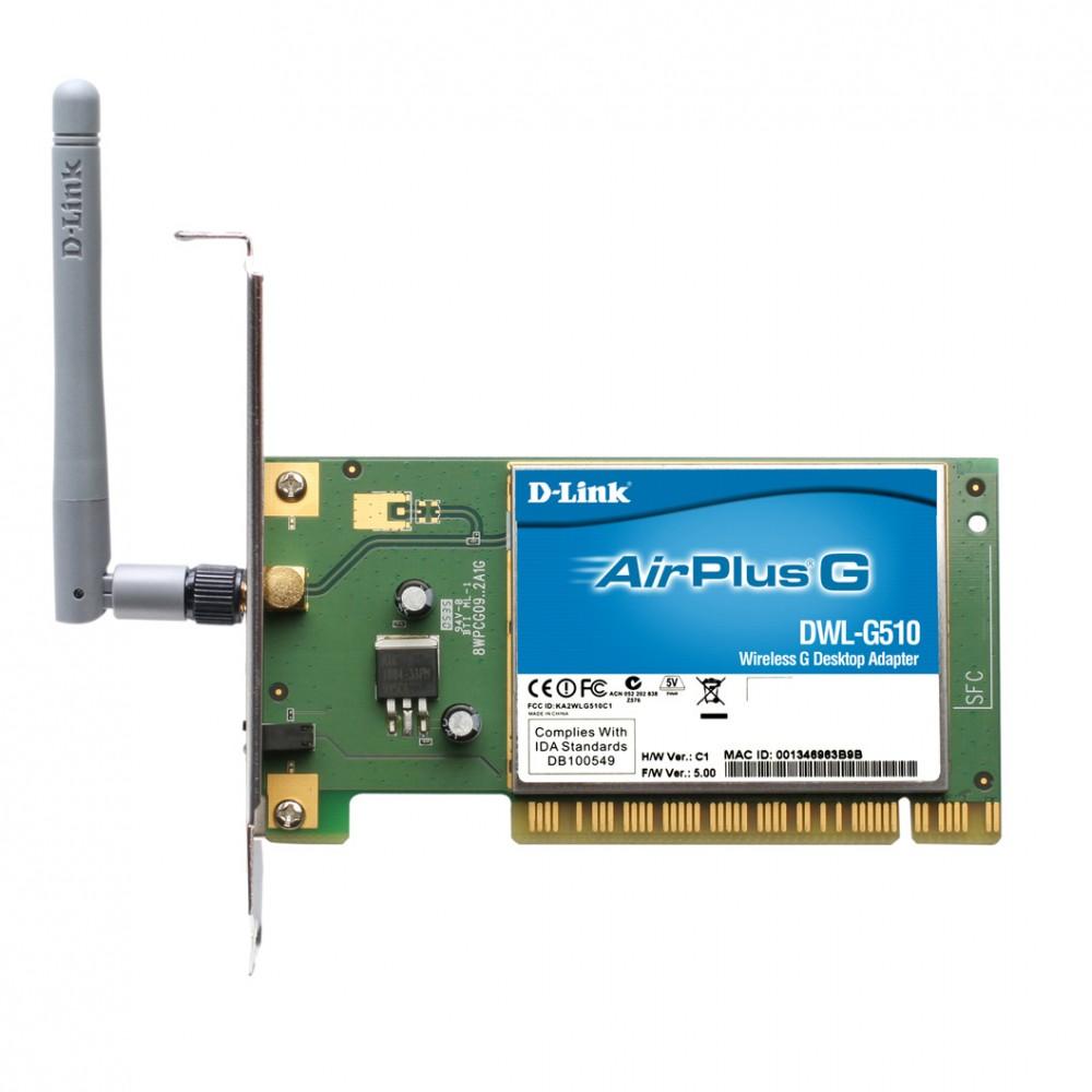 DLINK DWL-G510