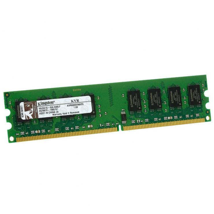 RAM Kingston 2GB DDR2 PC6400 800MHZ