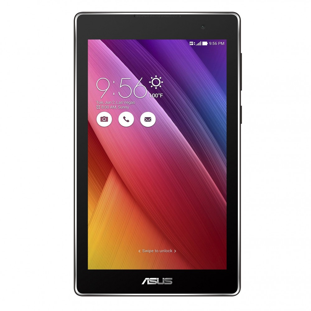 "Tableta Asus ZenPad 7"" QC 2GB 16GB 3G Negru"