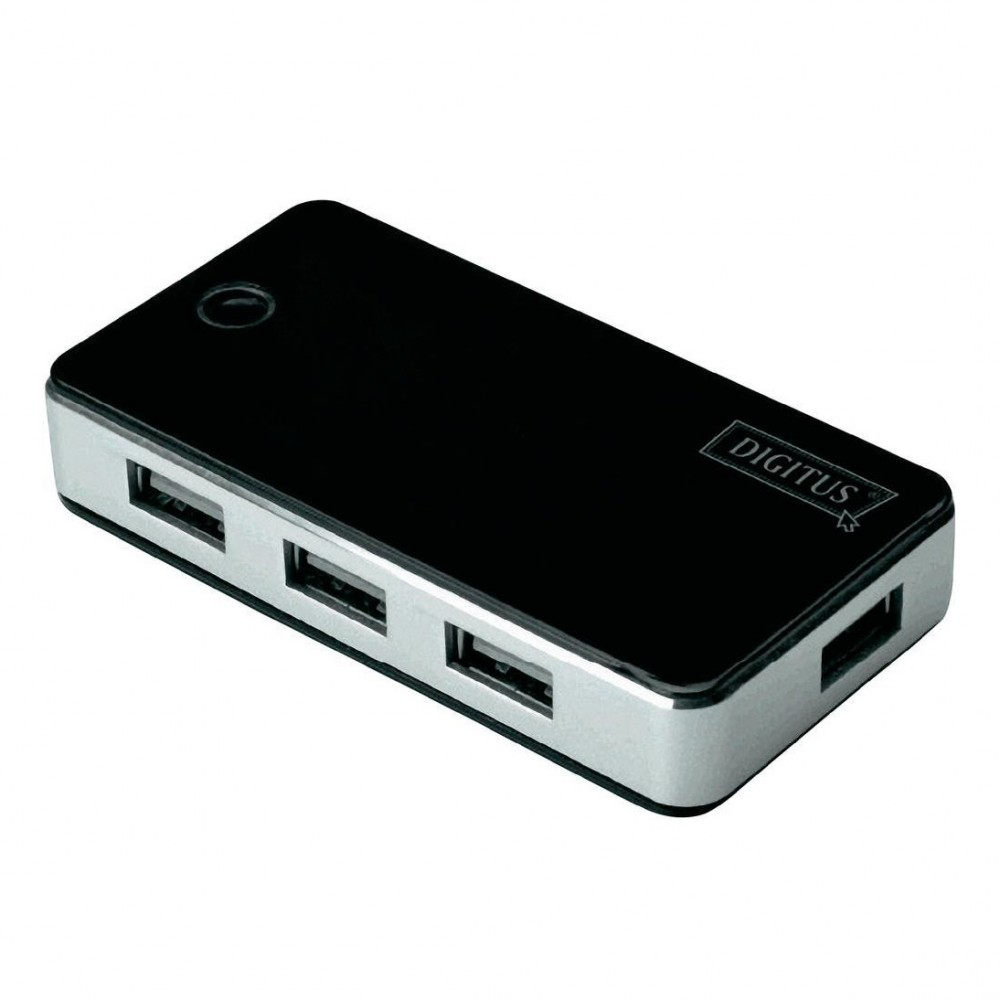USB Hub 2.0 4 Port Activ Digitus