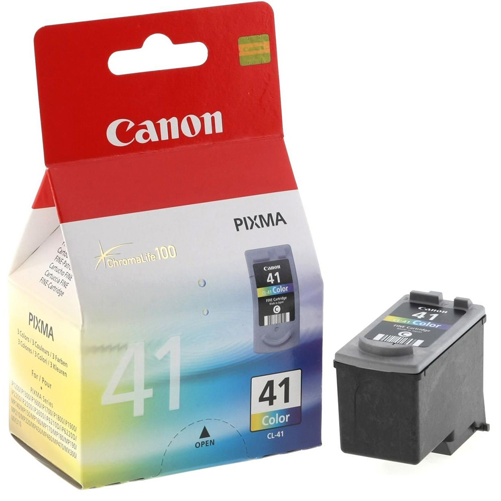 Cartus Canon CL-41 Color