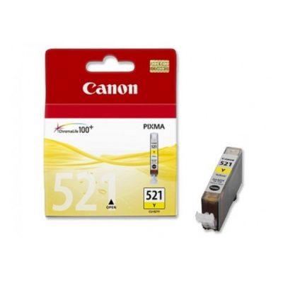Cartus Canon CLI-521 Yellow