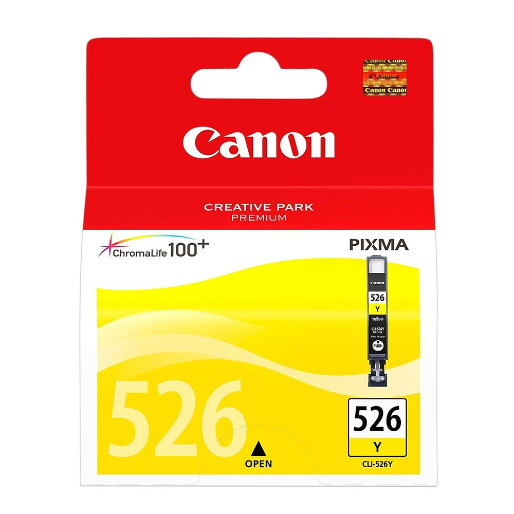 Cartus Canon CLI-526 Yellow