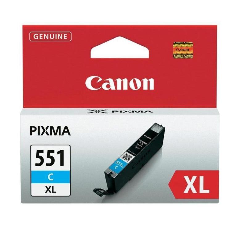 Cartus Canon CLI 551 XL, Cyan