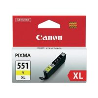 Cartus Canon CLI 551 XL, Yellow