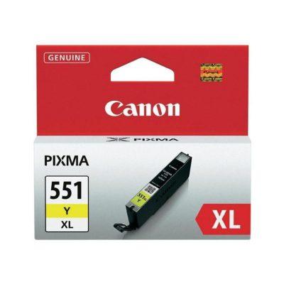 Cartus Canon CLI 551 XL, Yellow
