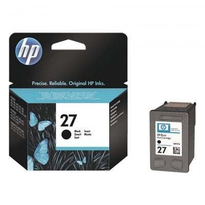 Cartus HP 27 Black Original