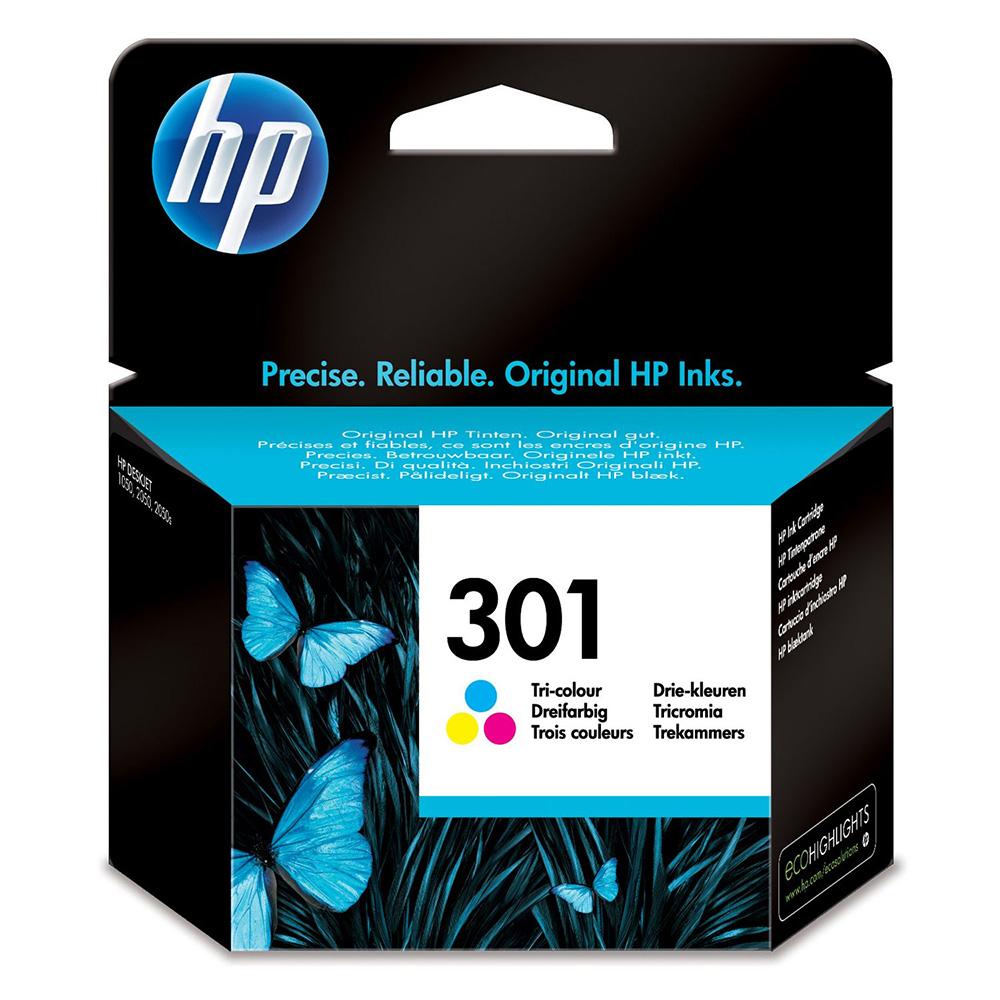 Cartus HP 301 Color Original