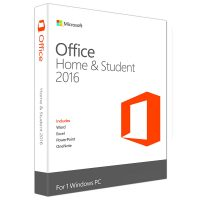 Microsoft Office Home and Student, 32-bit/x64, English/Romana EuroZone Medialess
