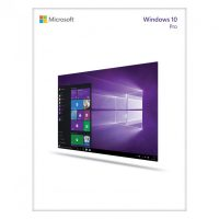 Microsoft Windows 10 Pro, 32/64 bit, English/Romana, OEM