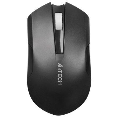 Mouse Wireless A4Tech G11-200N, USB, Black