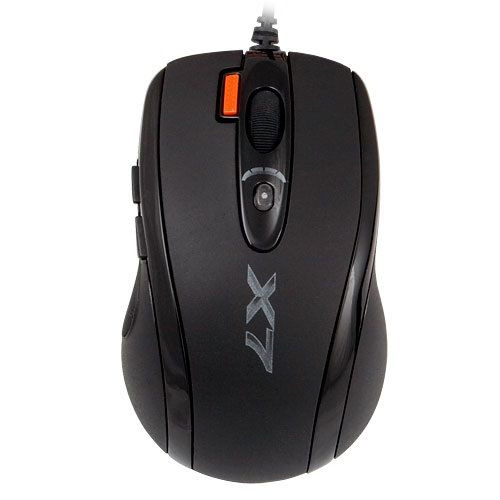 Mouse optic A4Tech Oscar X-710MK, USB, Negru