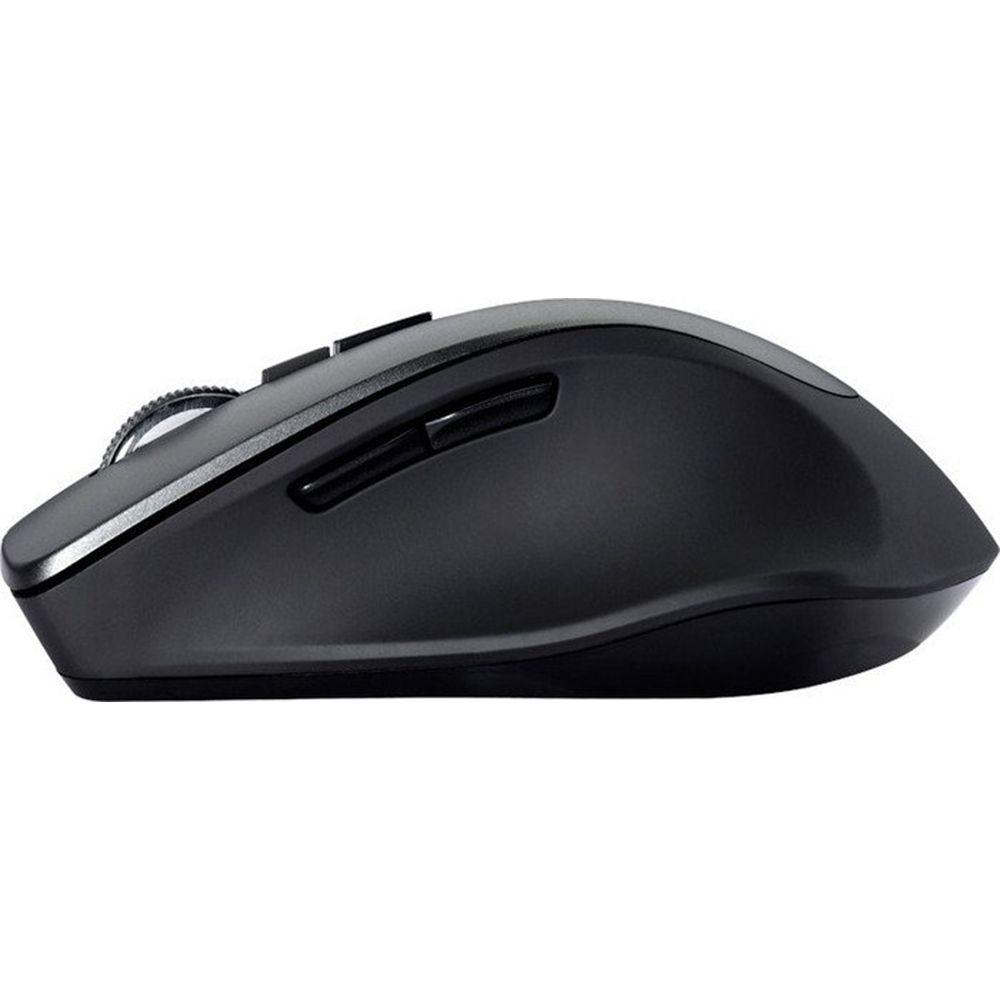 Mouse optic ASUS WT425, 1600 dpi, USB, Negru