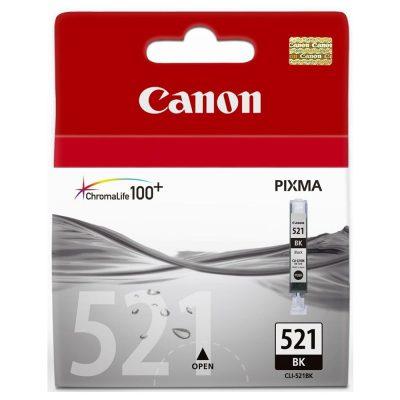 Cartus Canon CLI-521BK Negru