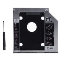 Adaptor caddy, laptop 9.5 mm interfata HDD-Sata