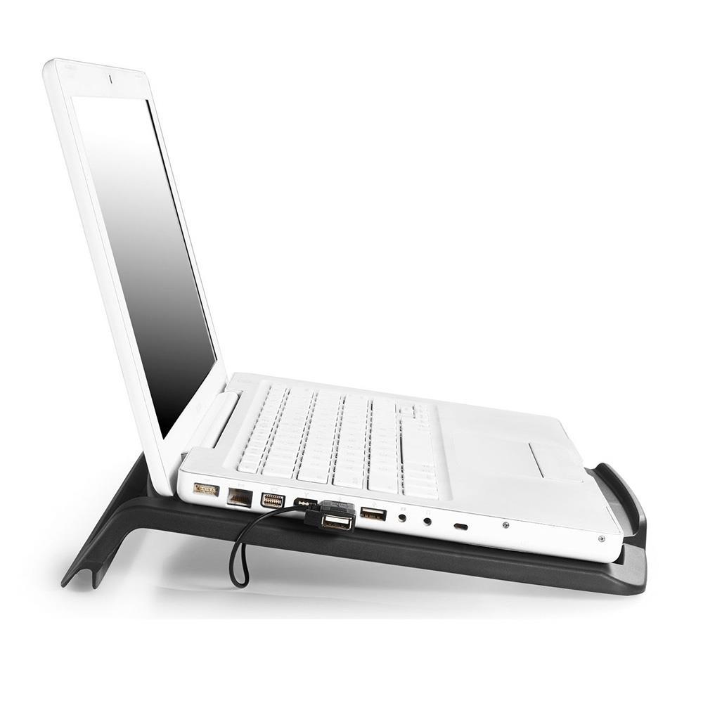 """Notebook Cooling Pad DeepCool N400, 15.6"""", Black"""