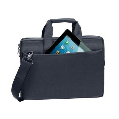 "Geanta Laptop Rivacase 8221, 13.3"", Negru"