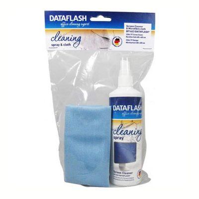 Spray Curatare Monitoare + Laveta 250 ml Data Flash DF1623