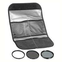 Set Filtre Hoya Introduction Kit (UV + PL CIR + Warm) - 55mm