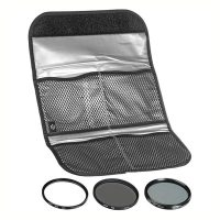 Set Filtre Hoya Introduction Kit (UV + PL CIR + Warm) - 55mm