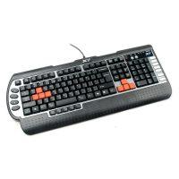 Tastatura G800V, USB, Negru