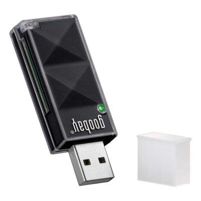 Cititor Card memorie USB 2.0, Goobay 95682