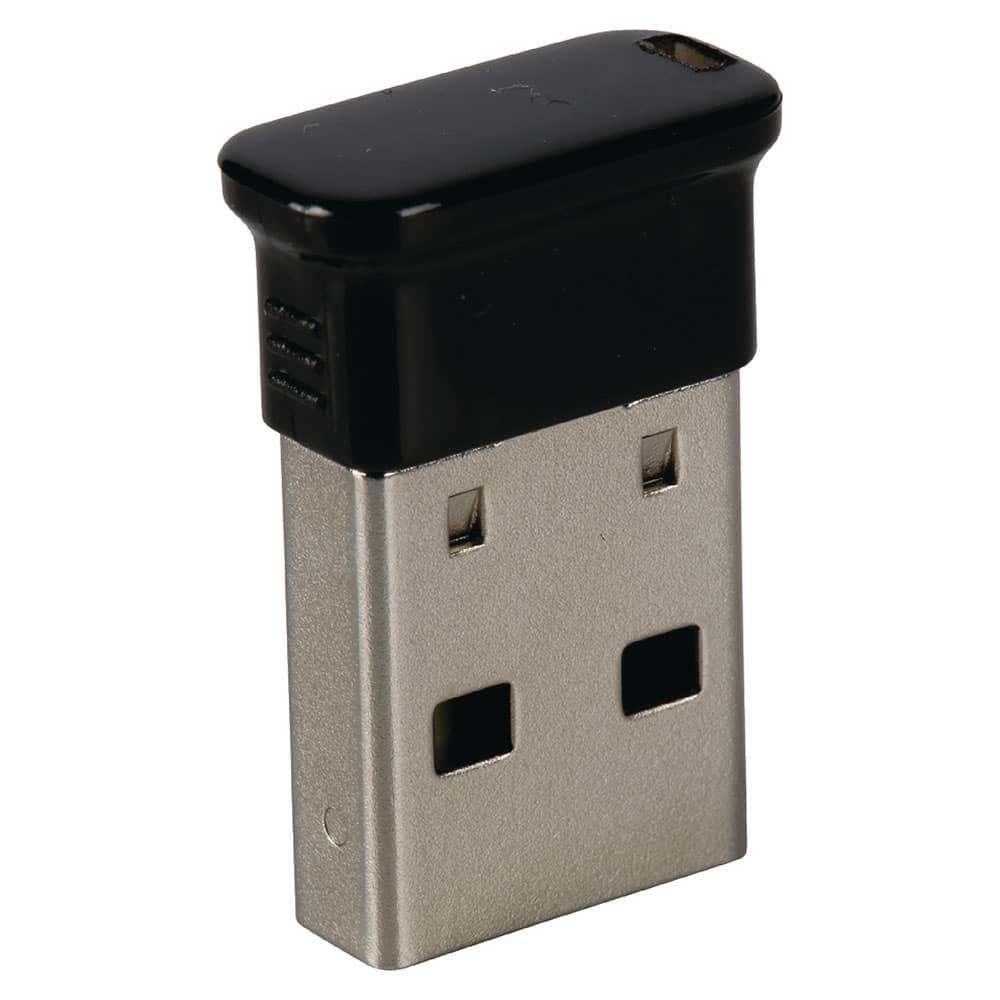 Adaptor USB 2.0 Bluetooth V4.0, 3 Mb/s, Negru