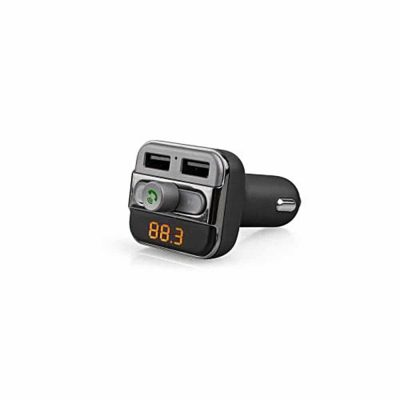 Modulator Well FM Transmitter cu Bluetooth