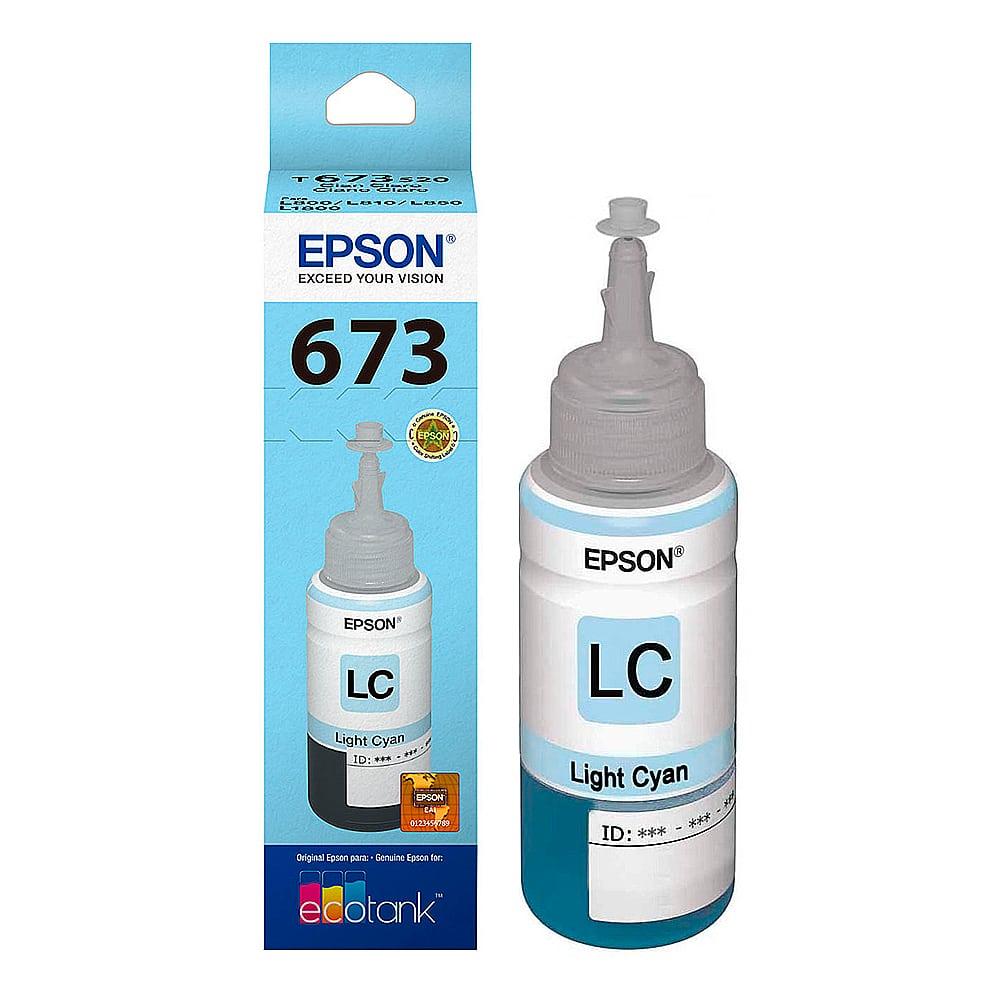 Cerneala Epson T6732 Light Cyan L800 /L810/ L850/ L1800