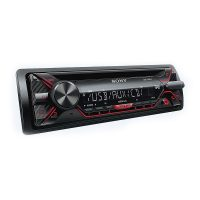 Radio MP3 Player auto Sony CDX-G1200, 4 x 55 W, USB, AUX