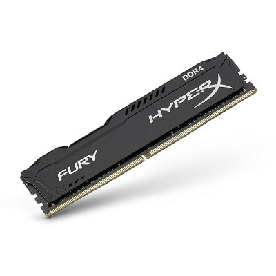 Memorie HyperX Fury Black 8GB, DDR4, 2133MHz, CL14