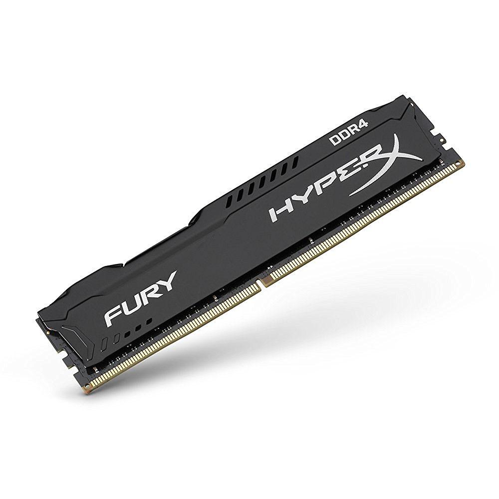 Memorie HyperX Fury Black 8GB, DDR4, 2133MHz, CL14