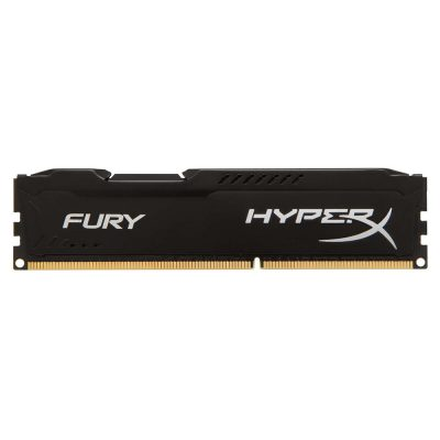 Memorie HyperX Fury Black 8GB, DDR4, 2133MHz, CL14, 1.2V