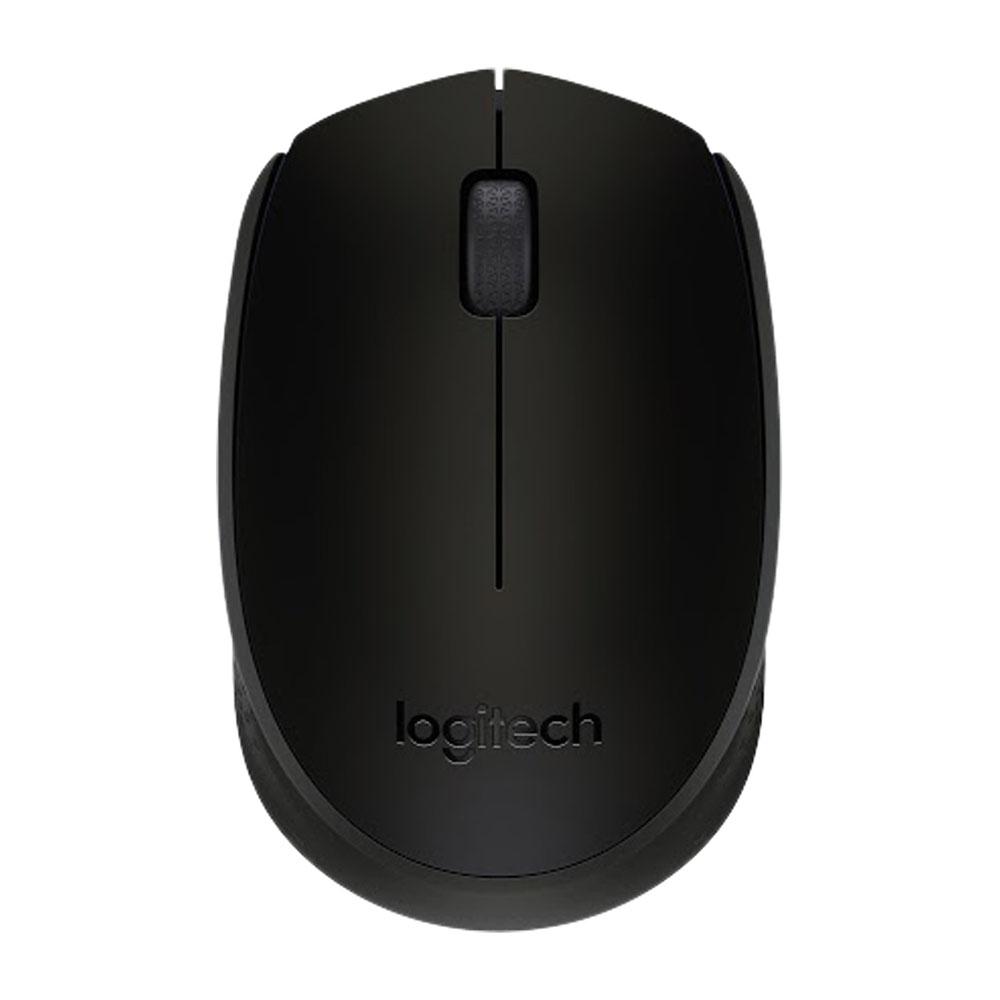 Mouse Wireless Logitech B170, Negru