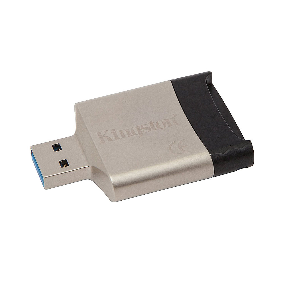 Kingston MobileLite G4 FCR-MLG4, Argint