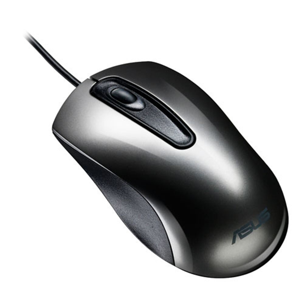 Mouse Wireless Asus UT200, Optic, USB, Silver